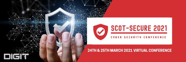Scot-Secure Virtual Summit 2021